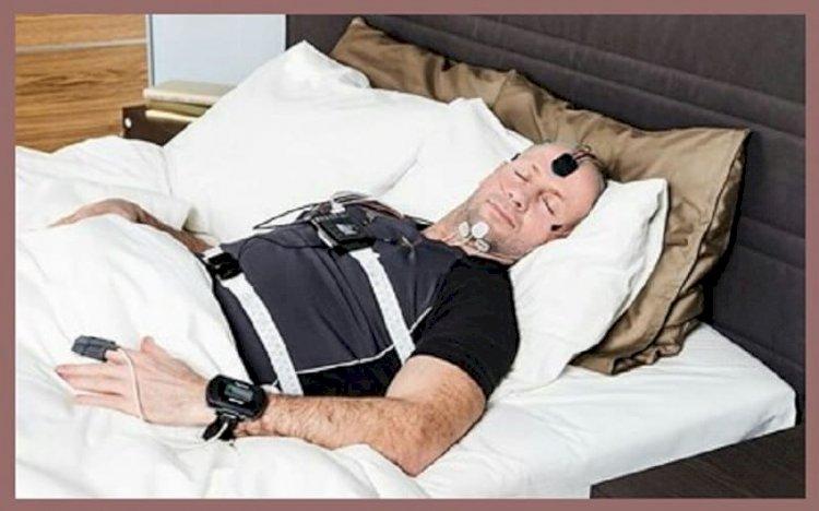 اختبار انقطاع التنفس اثناء النوم