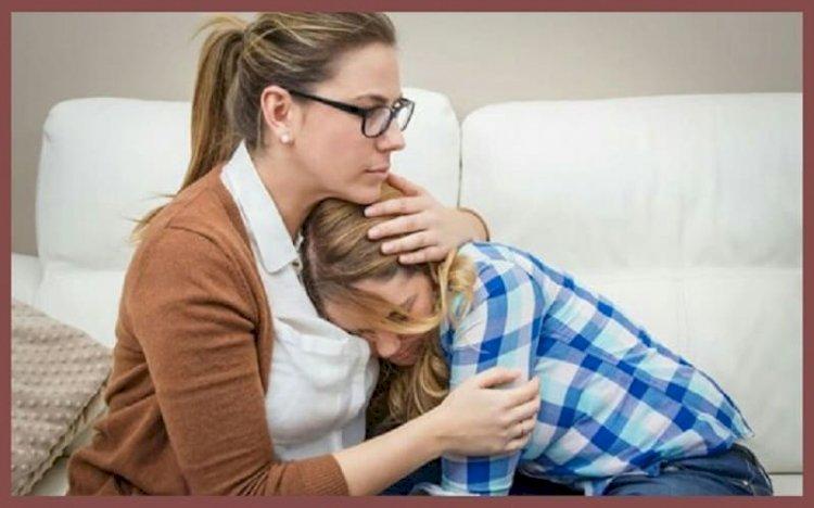 كيف أعالج طفلي من الاكتئاب